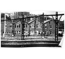 Rail Yard Poster