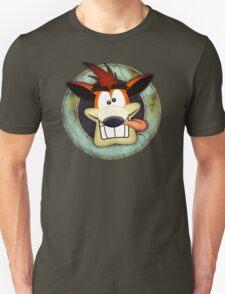 Crash Bandicoot. T-Shirt