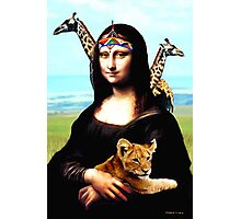 Gioconda Travelling - Africa Photographic Print