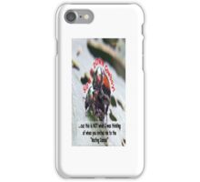 Invited to the Mating Dance iPhone Case/Skin