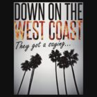 West Coast by RUDPOP