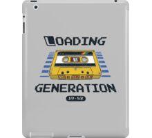 Loading Generation iPad Case/Skin