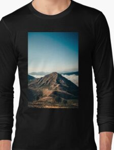 Mountains in the background XXII Long Sleeve T-Shirt