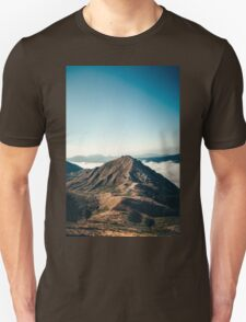 Mountains in the background XXII Unisex T-Shirt