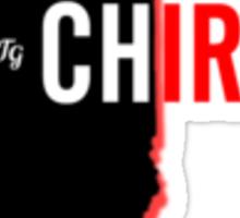 CHIRAQ T-Shirt Sticker