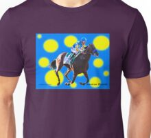 American Pharoah Triple Crown Colors Unisex T-Shirt