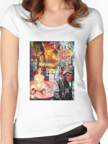 posterboy  Women's Fitted Scoop T-Shirt
