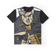 Critical Role - Percy the Gunslinger Graphic T-Shirt