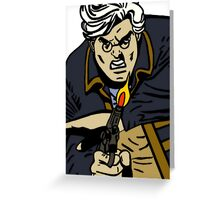 Critical Role - Percy the Gunslinger Greeting Card
