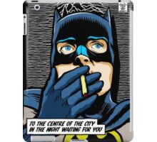 The Night Waiting For You iPad Case/Skin