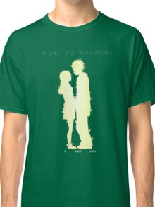 Koe no Katachi Classic T-Shirt