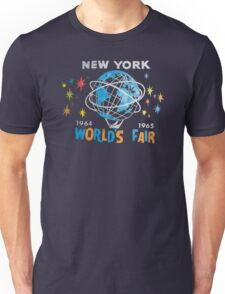 New York World's Fair Unisex T-Shirt