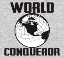 World Conqueror One Piece - Short Sleeve