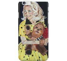 Blanche and Chewy iPhone Case/Skin