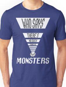Who says- Digimon Unisex T-Shirt