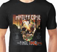 motley crue final show Unisex T-Shirt