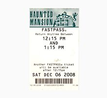 Haunted Mansion Fastpass Unisex T-Shirt
