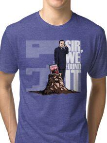 0-8-4 Tri-blend T-Shirt