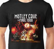 motley crue final live Unisex T-Shirt