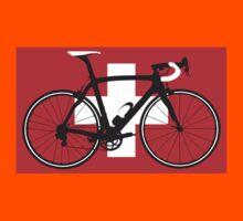 Bike Flag Switzerland (Big - Highlight) Kids Tee