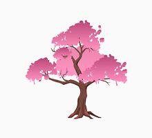 Pink Japanese Tree Unisex T-Shirt