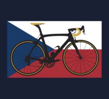 Bike Flag Czech Republic (Big - Highlight) by sher00