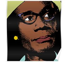 SHIRLEY CHISHOLM (AMERICAN) Poster