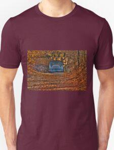 Tunnel Park in Autumn Unisex T-Shirt