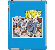 Sausage - WTF (Grange Hill) iPad Case/Skin