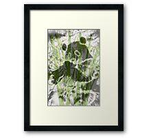Panda Light Framed Print