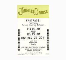 Jungle Cruise Fastpass Unisex T-Shirt