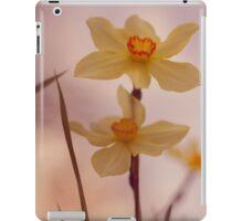 Narcissus 3 iPad Case/Skin