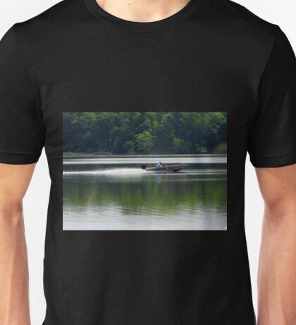 Speed Fishing Unisex T-Shirt