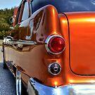 1955 Pontiac by Kathy Baccari