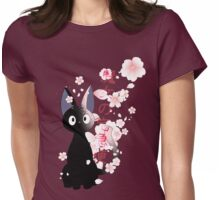 Jiji Womens Fitted T-Shirt
