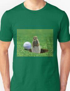 Gopher Golf Unisex T-Shirt