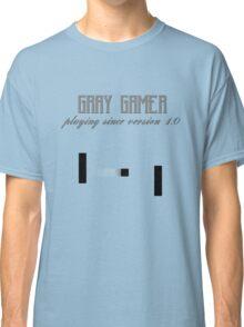 Gray Gamer Classic T-Shirt