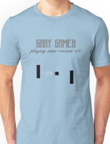 Gray Gamer Unisex T-Shirt