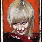 Amy, III by Derek Shockey