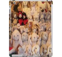 Soft toys iPad Case/Skin
