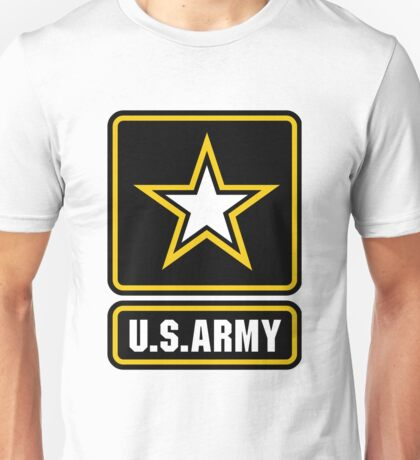 Army strong Unisex T-Shirt