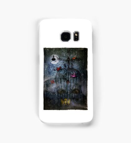 The Cage IV - Abandoned Samsung Galaxy Case/Skin