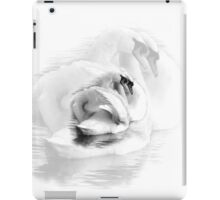 Two Swans iPad Case/Skin