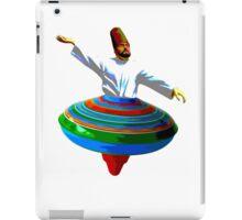 Whirling Dervish iPad Case/Skin