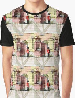 Groovy Garden Guard Graphic T-Shirt