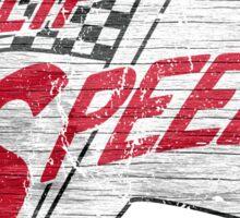 World Famous Islip Speedway Sticker