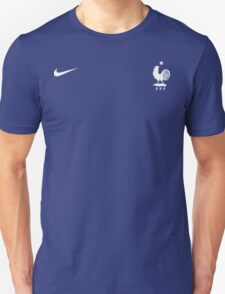 Euro 2016 Fooball- Team France Unisex T-Shirt