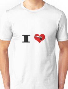 Gun love Unisex T-Shirt