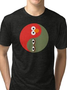 Yin and Yang on the Street Tri-blend T-Shirt