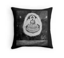 Oprah Angel Throw Pillow